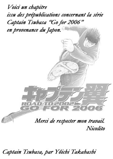 Captain Tsubasa Road To 2002 Go For 2006 Part2 Scans De Ncdnicolito